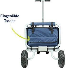 beachtrekker life faltbarer bollerwagen test vergleich. Black Bedroom Furniture Sets. Home Design Ideas