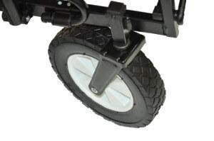 faltbarer Bollerwagen Reifen