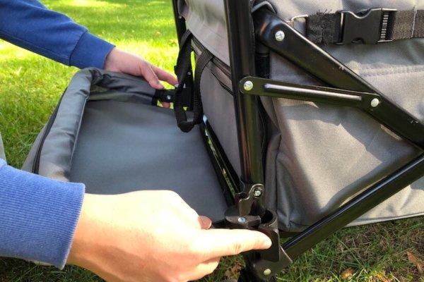 Fuxtec FX-CT800 faltbarer Bollerwagen im Praxistest_0800