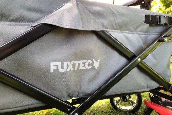 Fuxtec FX-CT800 faltbarer Bollerwagen im Praxistest_0823