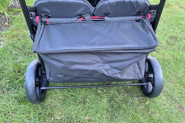 elvent wagonpro faltbarer Bollerwagen im Praxistest 6